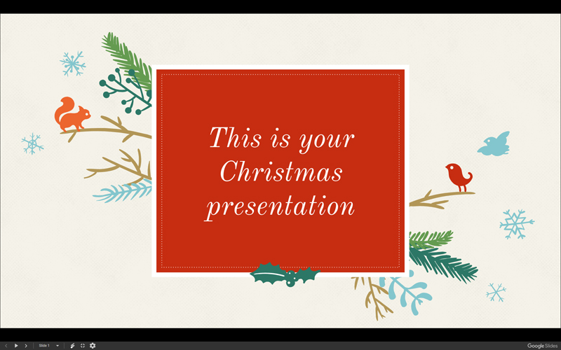 Free Cartoon PowerPoint Templates With Characters Illustrations - Unique powerpoint holiday templates free concept
