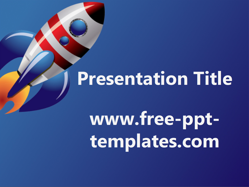 50 free cartoon powerpoint templates with characters illustrations rocket free powerpoint template toneelgroepblik Gallery