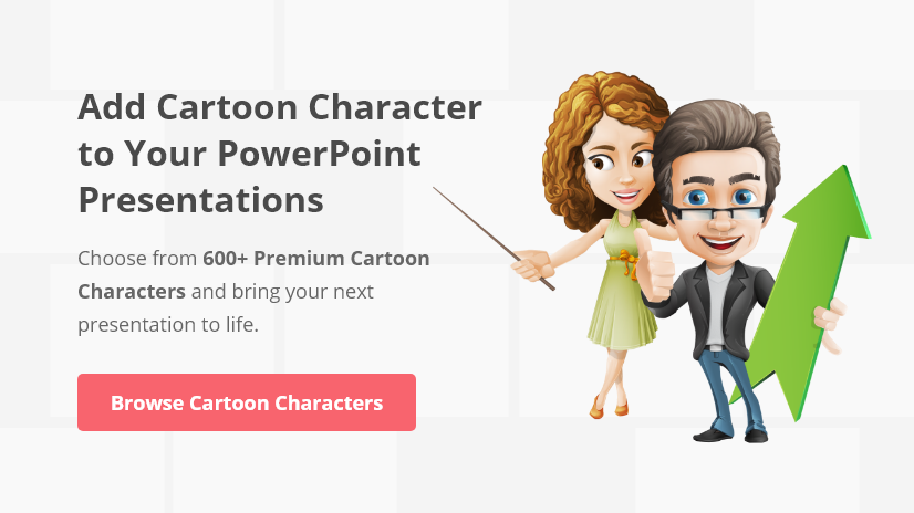 cartoon character powerpoint templates free download