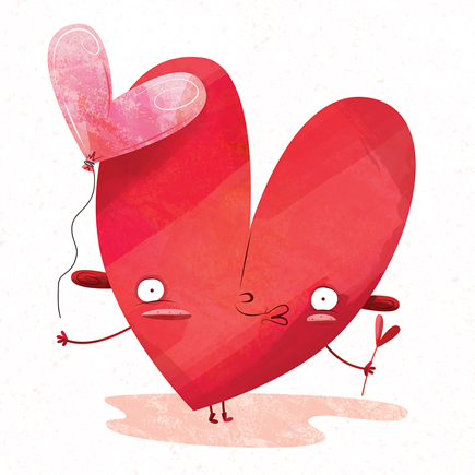 adorable-heart-illustration