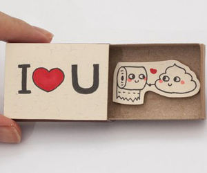love-you-match-box-card