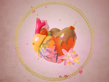 sweet-heart-3d-art