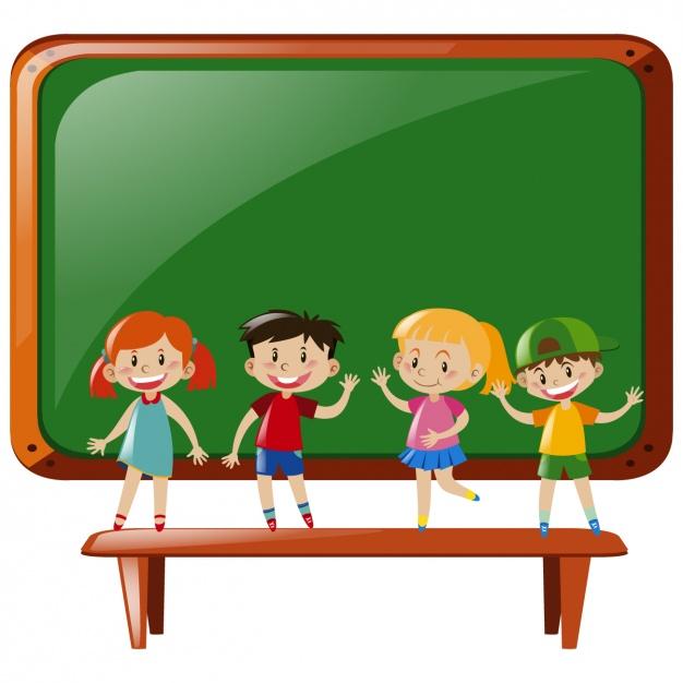 school-background-design