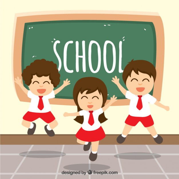 happy-students-jumping-in-the-class