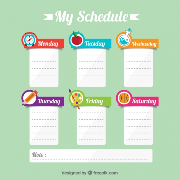 cute-school-schedule-with-notes