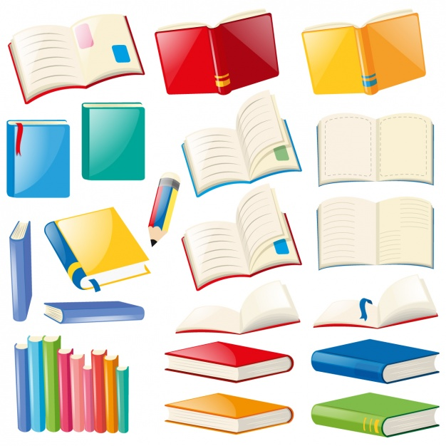 coloured-books-collection