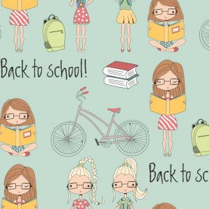 back-to-school-pattern-design