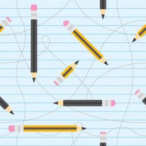 pencils-seamless-pattern