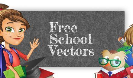 free_school_vectors