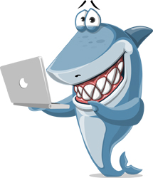 shark-with-laptop
