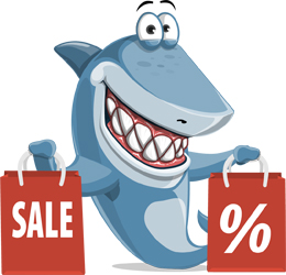 shark-shopping