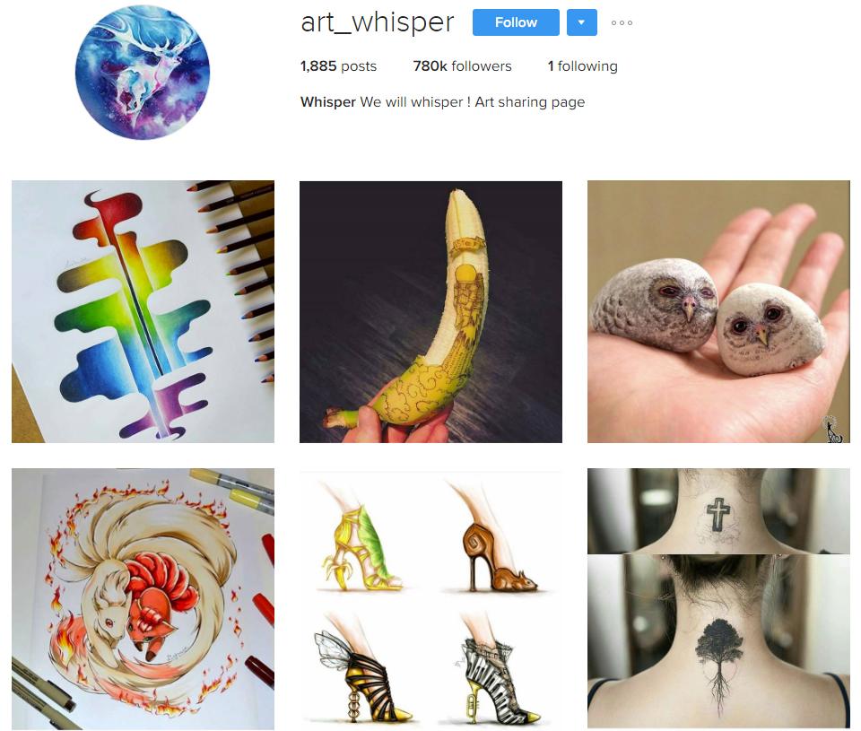 38+ Cool art account names info