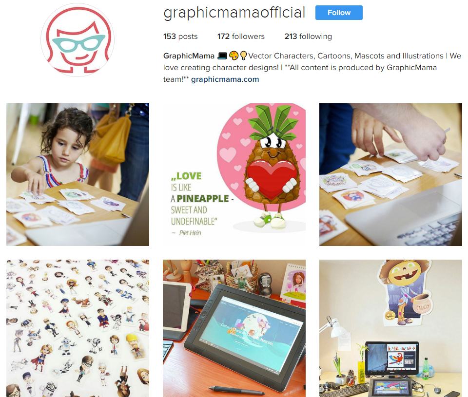 graphicmama-instagram-profile
