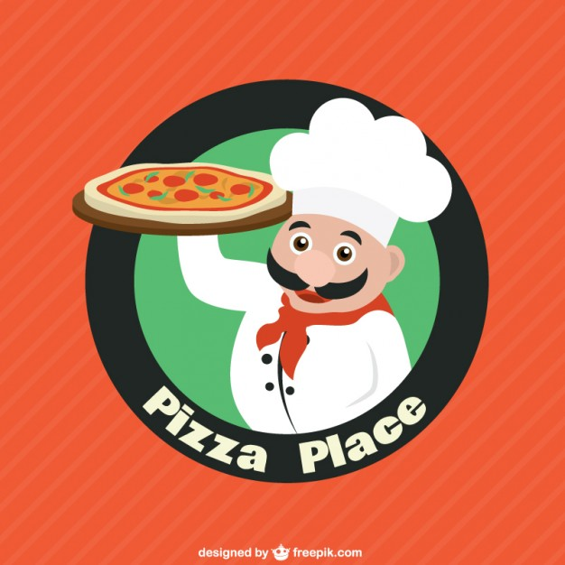 pizza-restaurant-logo