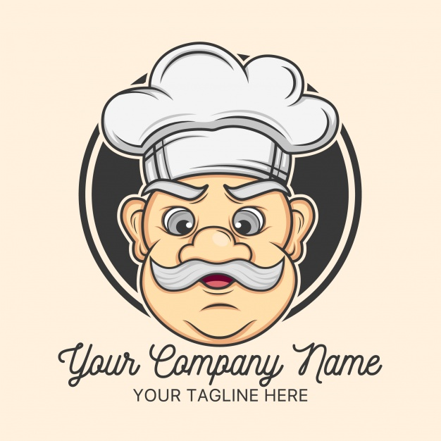 chef-logo-template