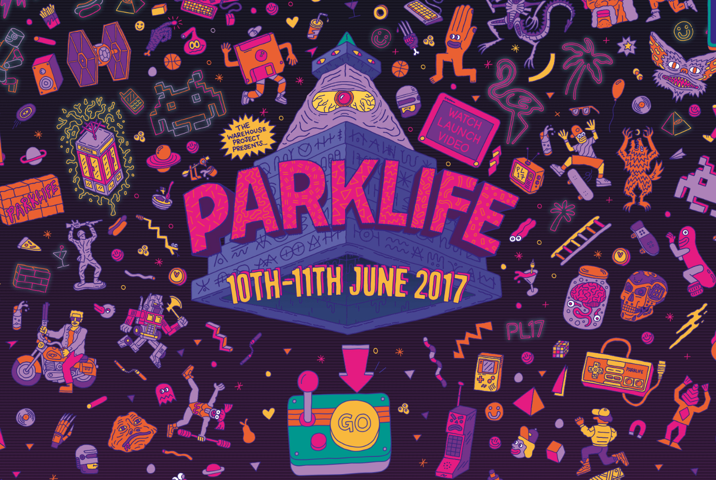 parklife-website-illustration-styles