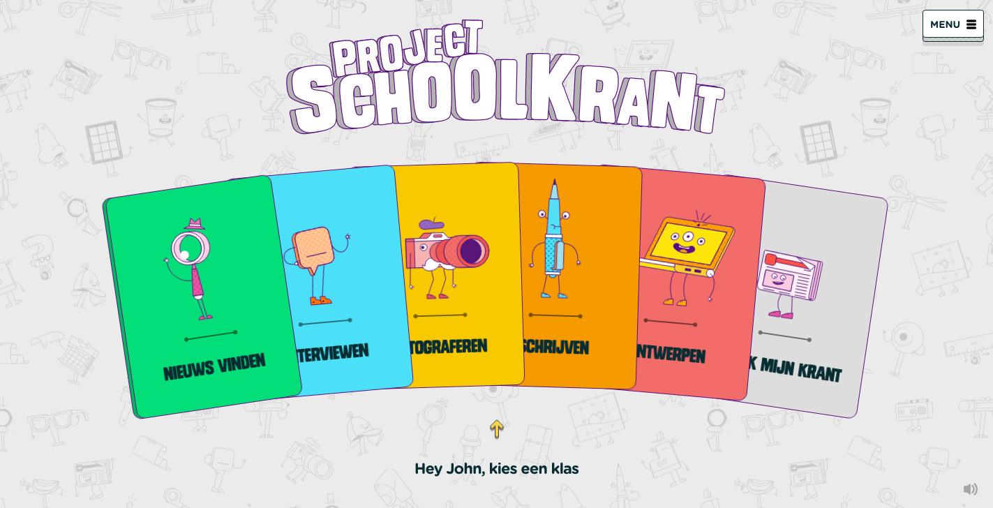 project-schoolkrant