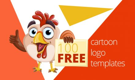 last-100-logo-templates