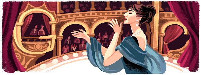 Maria Callas' 90th Birthday