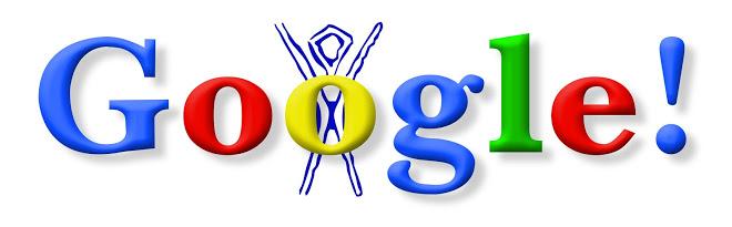 Top 15 Most Artistic Google Doodle Illustrations: google doodle burning man festival