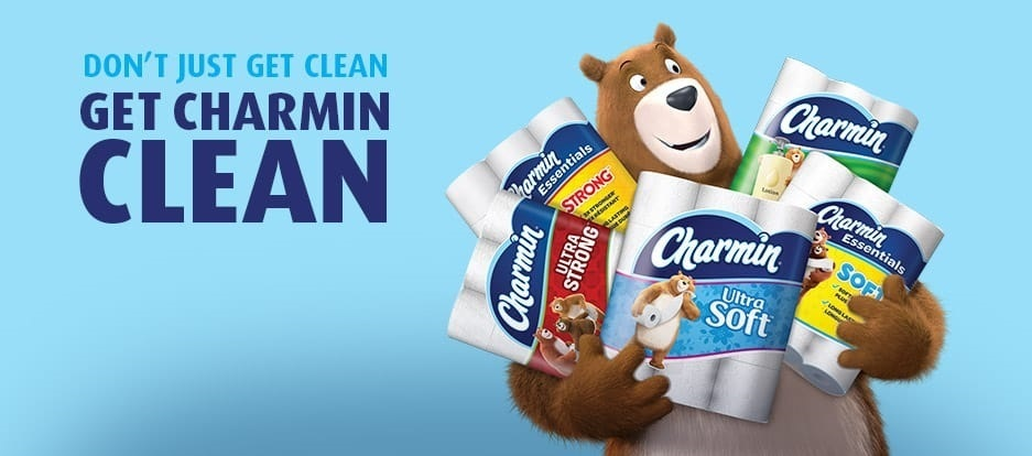 mascots in advertising bear character charmin