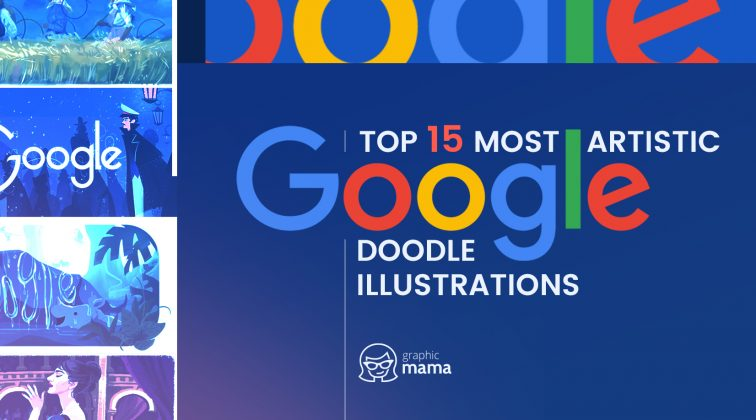 Top 15 Most Artistic Google Doodle Illustrations We've Seen