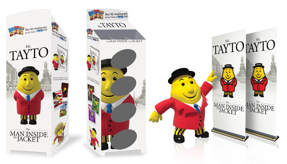 mascots in advertising mr tayto character