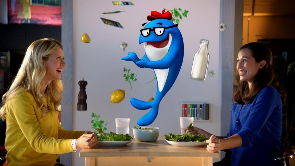 mascots in advertising tuna fish character