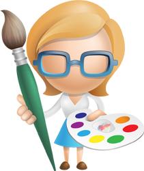 3d-girl-artist