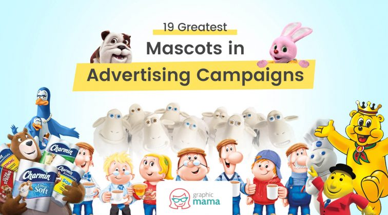 19 Greatest Mascots in Advertising Campaigns + Today's Trends