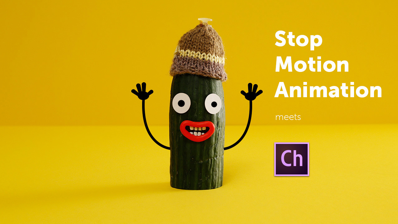 stop motion adobe character animator puppet