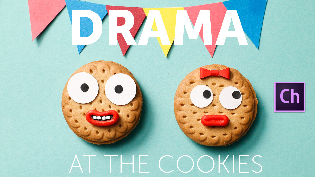 cookies adobe character animator puppets