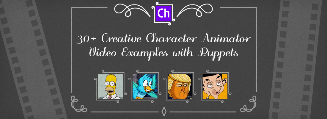 Adobe Character Animator video examples
