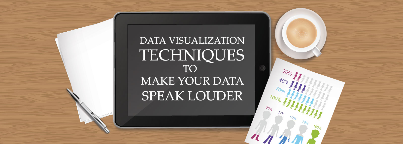 Data Visualization Techniques to Make Your Data Speak Louder