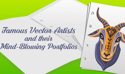 Famous Vector Artists and Their Mind- Blowing Portfolios