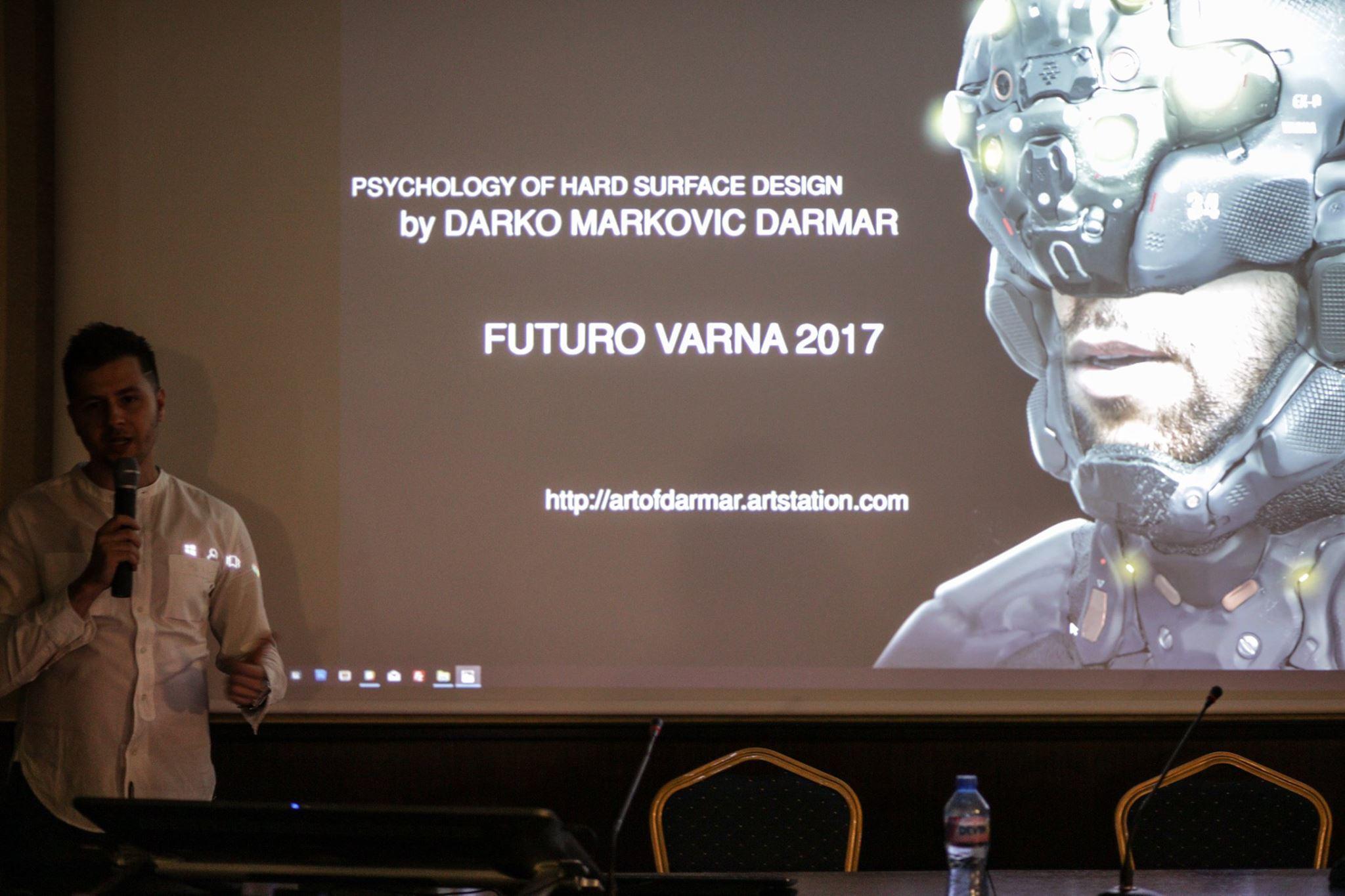 Darko Markovic Futuro 3
