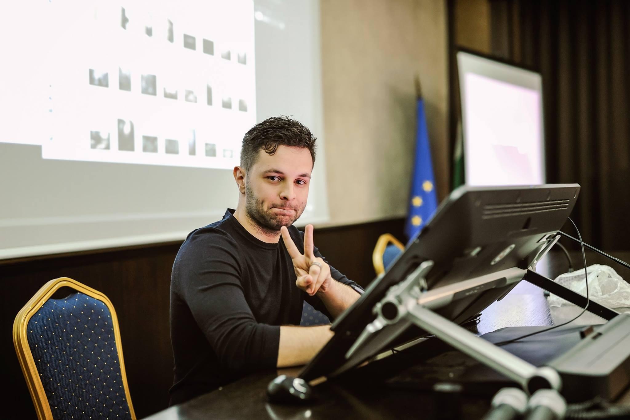 Darek Zabrocki Futuro 3