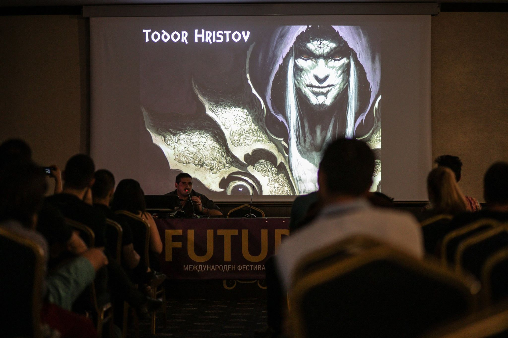 Todor Hristov Futuro 3