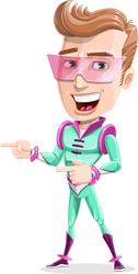 graphicmama cartoon character handsome man