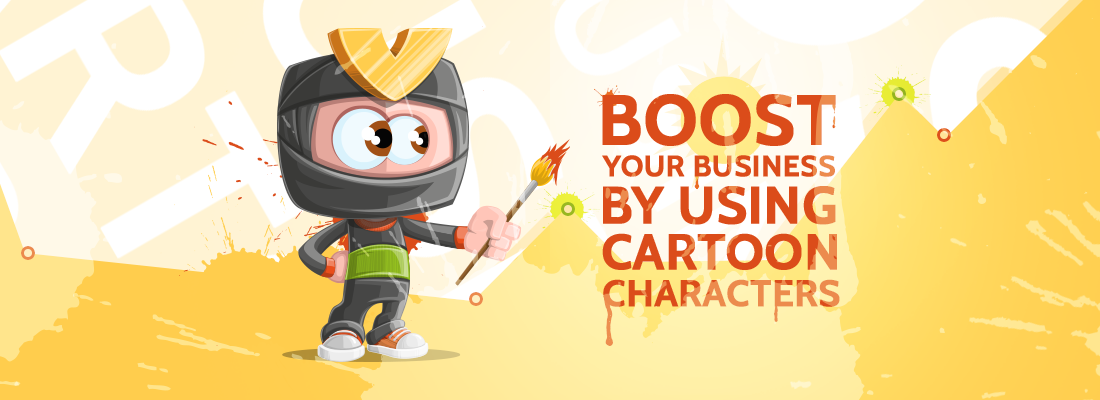 How To Boost Your Business By Using Cartoon Characters In Marketing