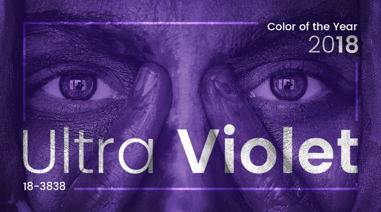 Ultra Violet is Pantone Color of The Year 2018
