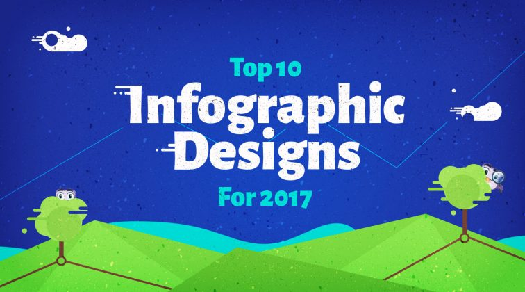 10 of The Best Infographic Designs for 2017.