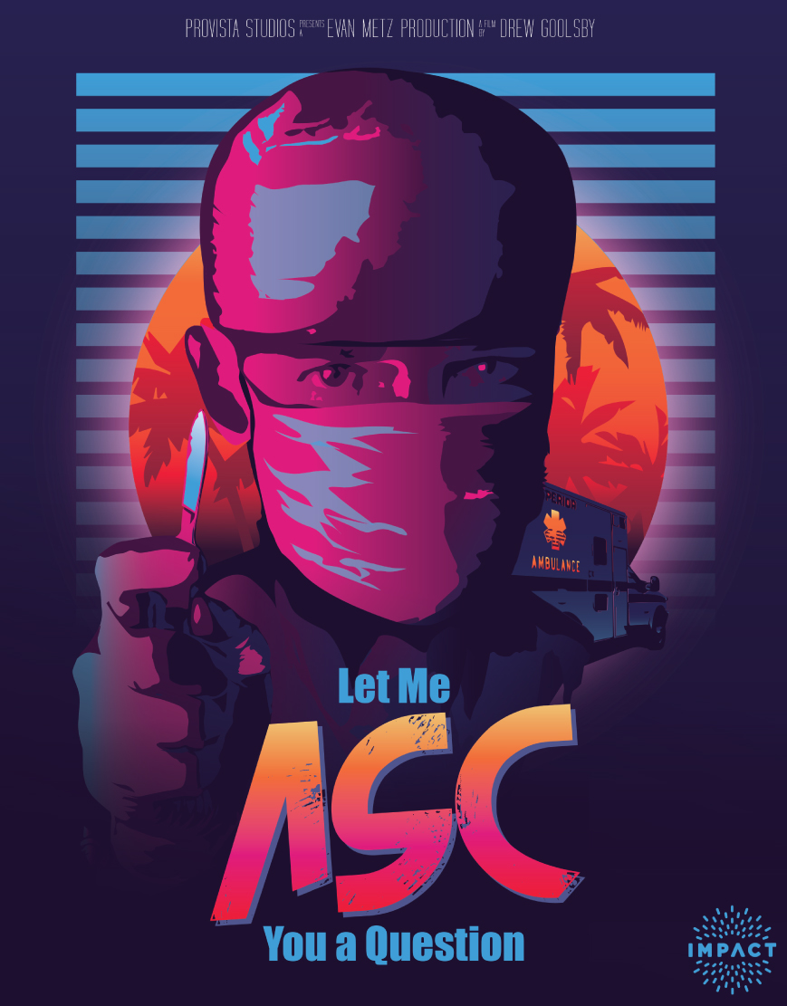 Vector Art Poster Design With Color Transitions Featured In Movie Posters By Jessica Eldridge