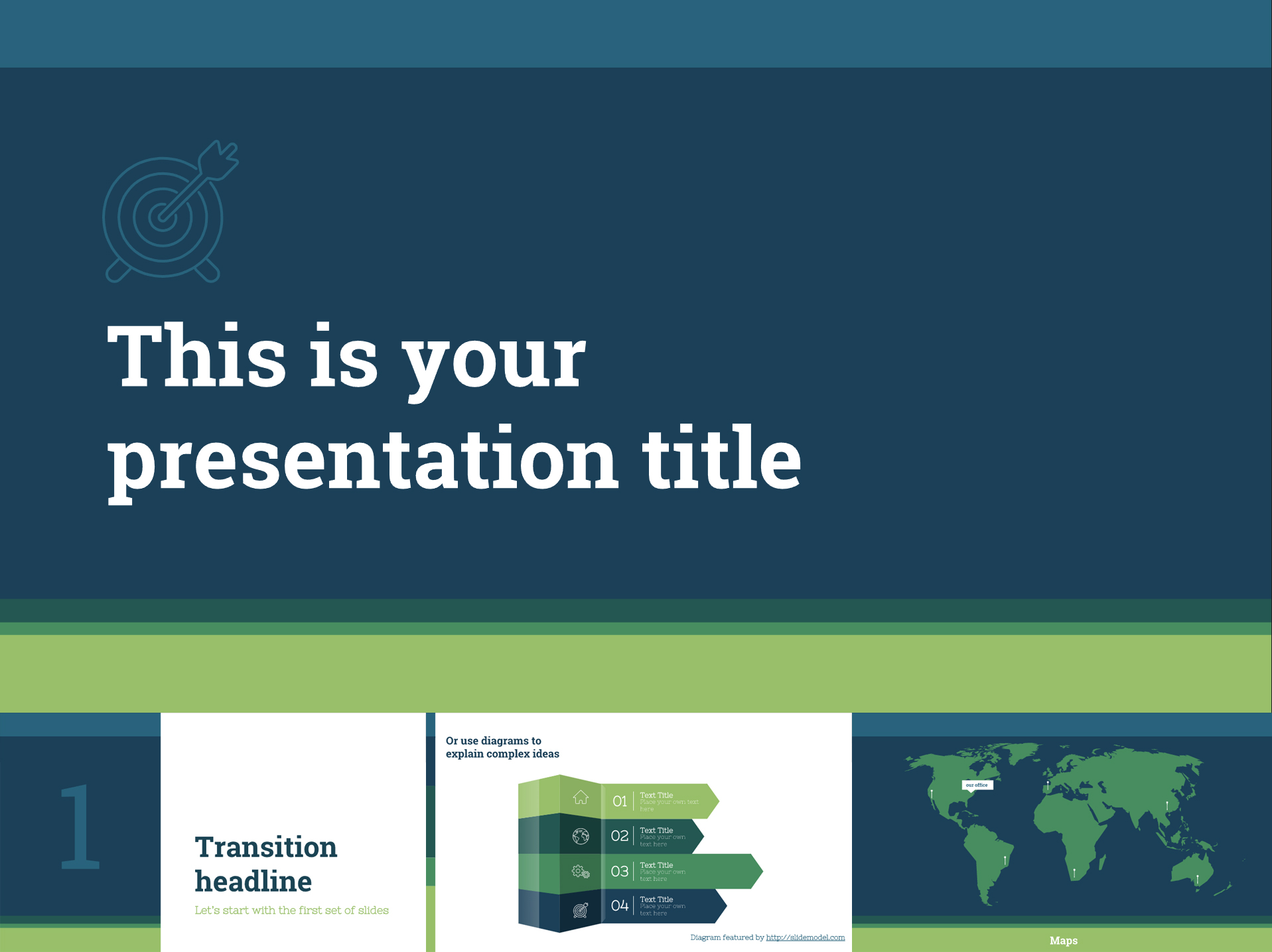 Free Business Google Slides Templates Presentation