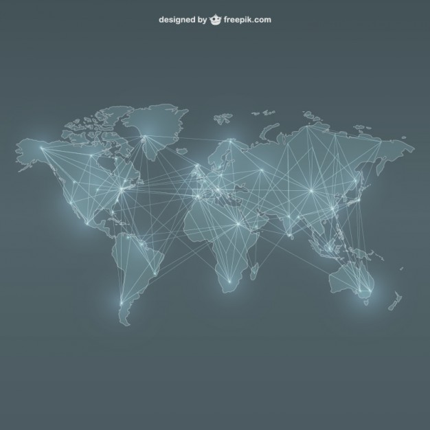 Free world map vector collection 55 different designs graphicmama gumiabroncs Image collections
