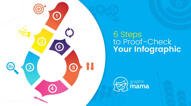6 Steps to Proof-Check Your Infographic Design Before You Publish It