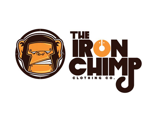 iron-chimp-mascot-logo