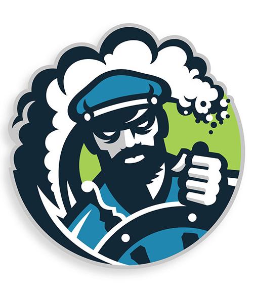 captain-boat-mascot-logo