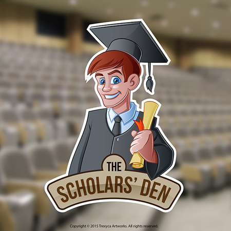 graduating-boy-mascot-logo