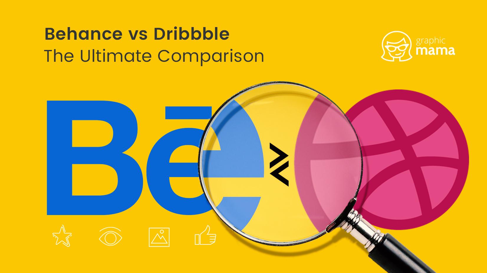 Behance vs Dribbble: The Ultimate Comparison
